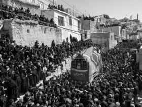هشتمین سوگواره عاشورایی عکس هیأت-فائزه پایین محلی-بخش اصلی-سوگواری بر خاندان عصمت(ع)
