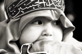 سوگواره سوم-عکس 6-سید محمد جواد ضمیری هدایت زاده-پیاده روی اربعین از نجف تا کربلا