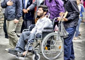 سوگواره دوم-عکس 6-مریم سادات سیدباقری-پیاده روی اربعین از نجف تا کربلا