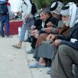 سوگواره چهارم-عکس 26-سعید کرمی-پیاده روی اربعین از نجف تا کربلا