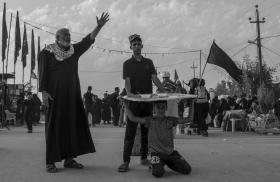 فراخوان ششمین سوگواره عاشورایی عکس هیأت-سید مصطفی عطاری-بخش جنبی-هیأت کودک