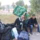 سوگواره پنجم-عکس 2-عباس خسروی-پیاده روی اربعین از نجف تا کربلا