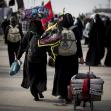 سوگواره پنجم-عکس 33-علی تیموری-پیاده روی اربعین از نجف تا کربلا