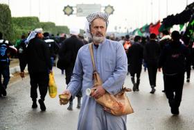 سوگواره سوم-عکس 31-محمد حسن صلواتی-پیاده روی اربعین از نجف تا کربلا