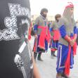 سوگواره چهارم-عکس 47-رسول مختاری-پیاده روی اربعین از نجف تا کربلا