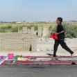 سوگواره پنجم-عکس 7-محبوبه خستو-پیاده روی اربعین از نجف تا کربلا