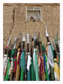 سوگواره سوم-عکس 1-محمدحسن باقری-آیین های عزاداری