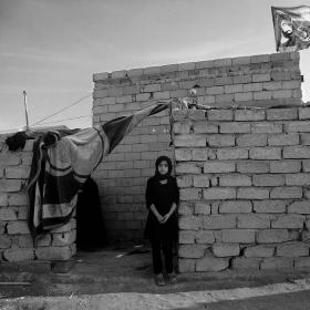 سوگواره سوم-عکس 51-حسین استوار -پیاده روی اربعین از نجف تا کربلا
