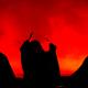 سوگواره دوم-عکس 2-حسین نخجوان-جلسه هیأت فضای بیرونی