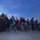 سوگواره پنجم-عکس 9-حسین حاجیلری-پیاده روی اربعین از نجف تا کربلا