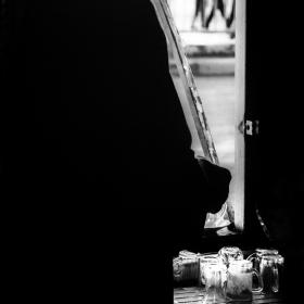 سوگواره پنجم-عکس 17-سید محمد امین کاظمی-پیاده روی اربعین از نجف تا کربلا