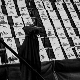 سوگواره پنجم-عکس 3-رضوان معاویان بریچه-پیاده روی اربعین از نجف تا کربلا