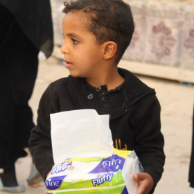 سوگواره سوم-عکس 111-سیده هاله حیدری-پیاده روی اربعین از نجف تا کربلا