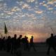 سوگواره چهارم-عکس 8-مسلم محمدی-پیاده روی اربعین از نجف تا کربلا