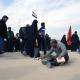 سوگواره چهارم-عکس 94-علی دهقان-پیاده روی اربعین از نجف تا کربلا