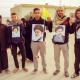 سوگواره پنجم-عکس 16-عبدالحسین عبدی-پیاده روی اربعین از نجف تا کربلا