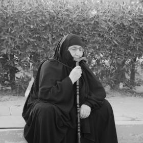 سوگواره پنجم-عکس 9-فاطمه عاقل زاده-پیاده روی اربعین از نجف تا کربلا
