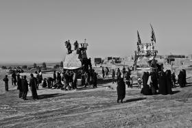 سوگواره چهارم-عکس 21-مرتضی امین الرعایایی-آیین های عزاداری