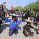 سوگواره پنجم-عکس 2-محمد امین  احمری نژاد-پیاده روی اربعین از نجف تا کربلا