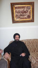 سوگواره اول-عکس 22-مسعود زندی شیرازی-جلسه هیأت فضای بیرونی