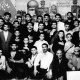 سوگواره چهارم-عکس 1-امین احمدی- جلسه هیأت قدیمی کهن