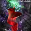 سوگواره دوم-پوستر 8-جعفر اسدی -پوستر عاشورایی