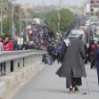 سوگواره پنجم-عکس 1-محمدرسول ظهیری-پیاده روی اربعین از نجف تا کربلا