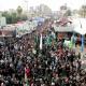 سوگواره سوم-عکس 11-امین رحیم آبادی-پیاده روی اربعین از نجف تا کربلا