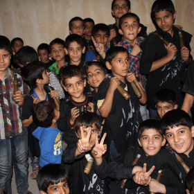 سوگواره سوم-عکس 44-صالح پورسالم-جلسه هیأت یادبود