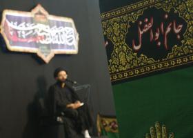 سوگواره سوم-عکس 13-محمد رهنما فلاورجانی-جلسه هیأت فضای داخلی