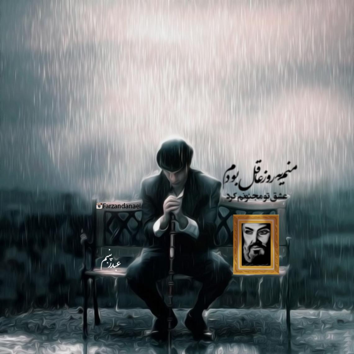 سوگواره چهارم-پوستر 7-فرزان  دانادیمان-پوستر عاشورایی