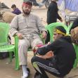 سوگواره چهارم-عکس 17-علی هاشمی-پیاده روی اربعین از نجف تا کربلا