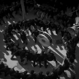 سوگواره پنجم-عکس 18-کیانوش سعادتی-جلسه هیأت