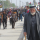 سوگواره پنجم-عکس 49-مجید پناهی-پیاده روی اربعین از نجف تا کربلا