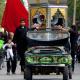 سوگواره دوم-عکس 1-لیلا فیروزی-پیاده روی اربعین از نجف تا کربلا
