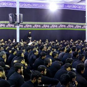 سوگواره سوم-عکس 165-علی ناصری-پیاده روی اربعین از نجف تا کربلا