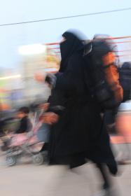 سوگواره سوم-عکس 35-احمد قارداش پور طرقی-پیاده روی اربعین از نجف تا کربلا