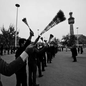سوگواره پنجم-عکس 81-عبدالحسین بدرلو-جلسه هیأت