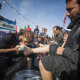 سوگواره پنجم-عکس 31-حسین علی پور-پیاده روی اربعین از نجف تا کربلا