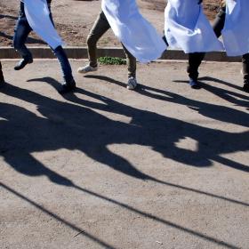 سوگواره چهارم-عکس 1-محمدرضا بهمرام-آیین های عزاداری