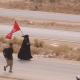 سوگواره پنجم-عکس 18-Hamed Eftekhari-پیاده روی اربعین از نجف تا کربلا