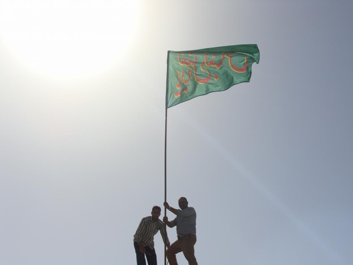سوگواره پنجم-عکس 9-محمد شهریاری-جلسه هیأت