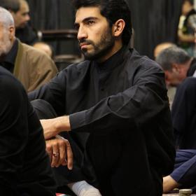سوگواره چهارم-عکس 13-محمد امین محمودی-جلسه هیأت فضای داخلی