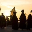 سوگواره پنجم-عکس 20-وحید بیات-پیاده روی اربعین از نجف تا کربلا