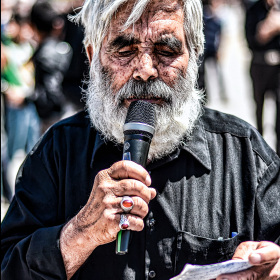 سوگواره پنجم-عکس 42-حسین رحیمی-جلسه هیأت فضای بیرونی