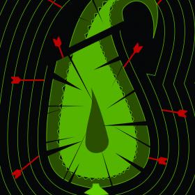 سوگواره پنجم-پوستر 3-وحید فنودی-پوستر عاشورایی