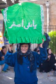 سوگواره چهارم-عکس 1-محمد رجبی-آیین های عزاداری
