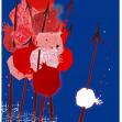 سوگواره پنجم-پوستر 9-تیلا اصغرزاده منصوری-پوستر عاشورایی