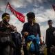 سوگواره چهارم-عکس 12-جواد پرست-پیاده روی اربعین از نجف تا کربلا
