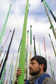 سوگواره چهارم-عکس 26-محمدرضا  خسروی چاهک -آیین های عزاداری